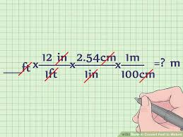 5 meters to feet how to convert feet to meters with unit converter wikihow