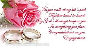 engagement congratulations message search wedding