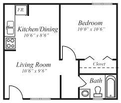 paloma terrace colorado springs one bedroom floor plans