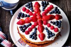 celebration cakes kirstie allsopp s union celebration cake recipe goodtoknow