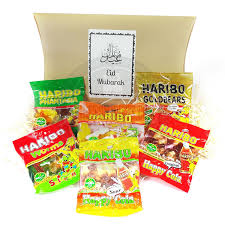 eid mubarak haribo halal sweet mega pouch great gift for eid