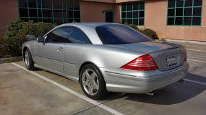 mercedes cl600 amg price fs 2003 mercedes cl600 with extended warranty