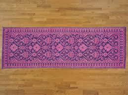 Purple Runner Rugs Decoration Carpet Runners 10 15 Foot Hallway Runners