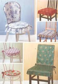 Dining Room Chair Cover Ideas Chair Covers U0026 Pads Sewing Pattern Oop Htf Sewing Patterns