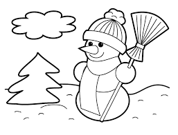 christmascoloring pages print coloring pages kids
