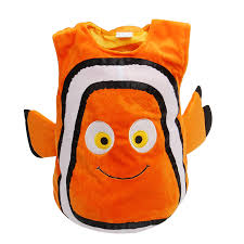 Finding Nemo Halloween Costumes Deluxe Adorable Child Clownfish Pixar Animated Film Finding