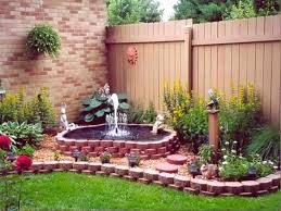 Backyard Water Feature Ideas Water Landscaping Ideas Water For Gardens Ideas
