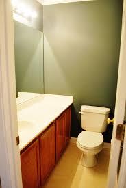 plum prettyhow transform your builder basic half bath a simple