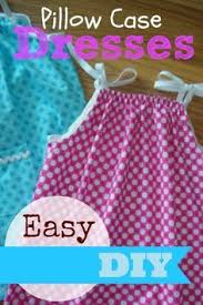 how to make a dress from a pillow case sewing 15 pinterest