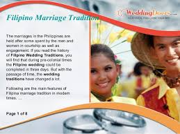 marriage tradition