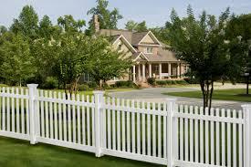 vinyl fence styles plan u2014 bitdigest design affordable and
