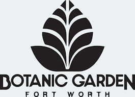Garden Centre Logo Fort Worth Botanic Garden