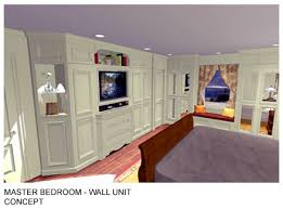 Awesome Bedroom Built In Unit Design Ideas Bedroom Built In Wall - Bedroom furniture wall unit