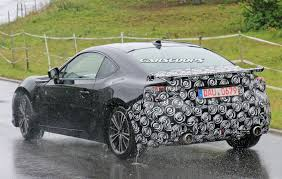 frs toyota 2018 toyota spied working on facelifted 2017 gt 86 scion fr s