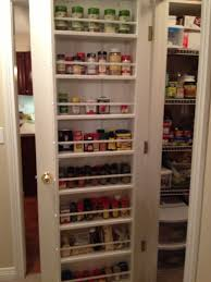 Rubbermaid Spice Rack Pull Down Behind The Pantry Door Spice Rack Organization Pinterest