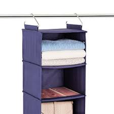 Hanging Organizer Canvas Hanging Organizer The Container Store
