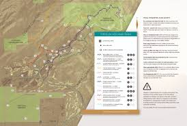 Stone Mountain Map Trails U2014 Town Of Marana
