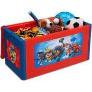 nick jr paw patrol store organize toy box walmart