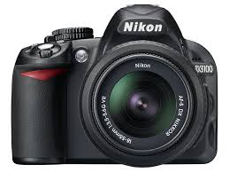 amazon com nikon d3100 dslr camera with 18 55mm f 3 5 5 6 auto