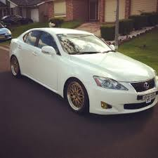 lexus is 250 for sale nsw thomas u0027 is250 p plater build