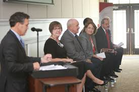 west orange mayors discuss latest projects at chamber luncheon