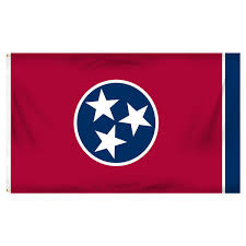 Garrison Flag Size Tennessee State Flags Nylon Or Polyester