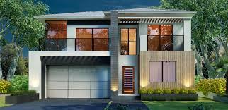2 Story Home Design Names Waratah Bluegem Homes