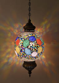 multi colored hanging lights hanging mosaic globe multi colored lolo rugs and gifts