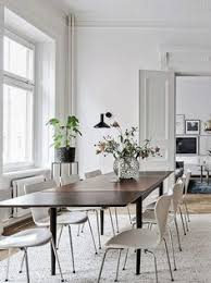 Simple Beautiful Dining Room Modern Scandanavian Beautiful Home In Olso Via Coco Lapine Design Blog Living Room