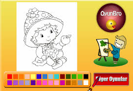 coloring pages free kids games kidonlinegame 18