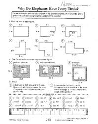 area and perimeter of composite figures worksheet worksheets