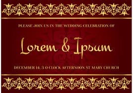 Invitation Cards Free Download Indian Wedding Invitation Background Designs Free Download