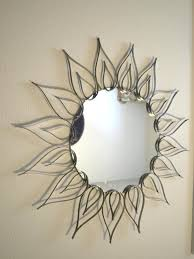 Wall Mirrors For Living Room by Wall Ideas Mirrored Star Wall Decor Belle Maison Mirrored Star