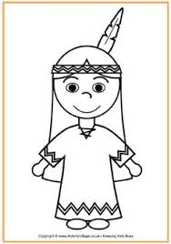 Funny Thanksgiving Coloring Pages Free Printable Coloring Pages For Adults Native American Indian