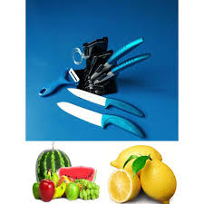 Ceramic Kitchen Knives 6pcs Set High Quality Ceramic Knife Set Kitchen Knife Set Ceramic