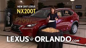 lexus dealership orlando florida lexus of orlando 2017 lexus nx 200t golden opportunity sales