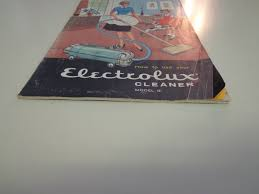 how to use your electrolux model g vacuum cleaner instruction