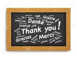 international thank you text in different languages for