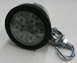 Led Pedestal Light Betts 835501 Led Narrow Beam Flood Clear Lens With 18