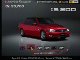 lexus is200 modified lexus is 200 u002798 gran turismo wiki fandom powered by wikia