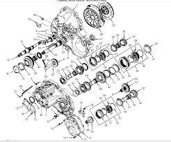 how do you split the manual transaxle case i can u0027t find a diagram
