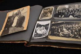 photo album removing photo album paper from photos association for