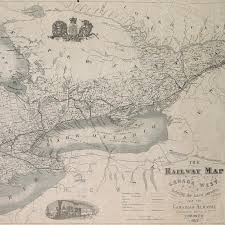 Map Of Ottawa The History Of The Vanier Parkway U2013 Part One Bytown And Prescott