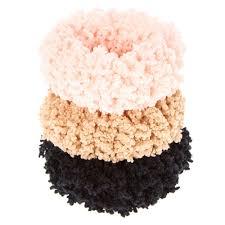 hair scrunchies neutral soft hair scrunchies s