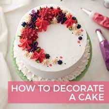 How To Decorate A Wedding Car With Flowers In Person Cake Decorating Classes Wilton