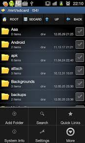 file manager apk version phonedtails