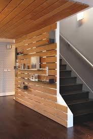 wandgestaltung treppenaufgang haus renovierung mit modernem innenarchitektur kleines