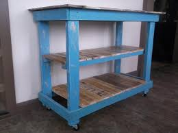 diy recycled pallet kitchen island table 101 pallets