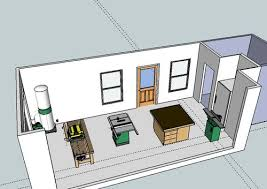Wood Shop Floor Plans Need Suggestions On New Shop Layout By Riverb Lumberjocks Com