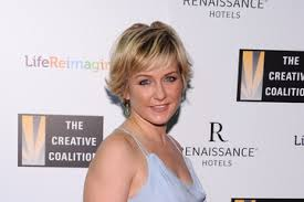 back view of amy carlson hair amy carlson 2014 pictures photos images zimbio hair styles